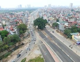 """Hà Nội: Cận cảnh cung đường nghìn tỷ """"né"""" cây đa trăm tuổi"""