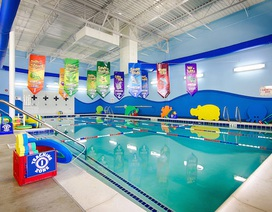 Triển khai môn thể thao bơi lội tiêu chuẩn Mỹ tại Hà Nội