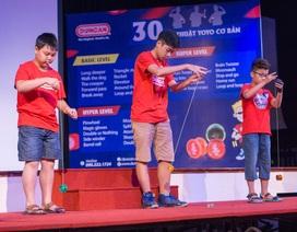 Ấn tượng với chung kết giải đấu YoYo thiếu niên cup CANIFA - DUNCAN