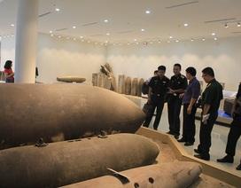 """Những loại bom """"quái đản"""" Mỹ từng sử dụng ở Việt Nam"""