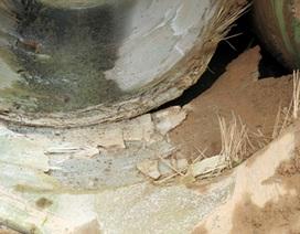 Vỡ ra sự thật sau 5 lần vỡ ống dẫn nước sạch Sông Đà – Hà Nội