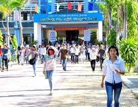 ĐH Quảng Nam công bố điểm trúng tuyển nguyện vọng 1