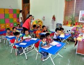 Quảng Nam đề nghị Bộ GD-ĐT công nhận hoàn thành phổ cập giáo dục mầm non