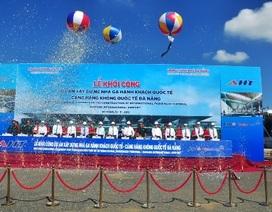 Xây dựng nhà ga sân bay quốc tế mới phục vụ APEC 2017