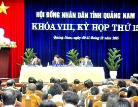 Giám đốc Sở trẻ nhất nước được bầu làm Ủy viên UBND tỉnh Quảng Nam