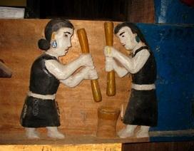 Độc đáo nghệ thuật điêu khắc gỗ của đồng bào Cơtu Quảng Nam