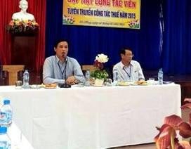 """Đà Nẵng không có """"vùng cấm"""" trong việc công bố thông tin doanh nghiệp nợ thuế"""