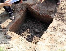 Phát hiện giếng chăm cổ có niên đại từ thế kỷ XII