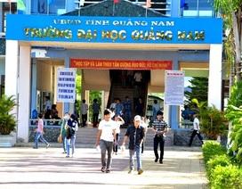 Trường ĐH Quảng Nam được giao tuyển sinh 3.100 chỉ tiêu