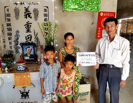 Anh Nguyễn Văn Hùng đã mất vì bệnh ung thư não