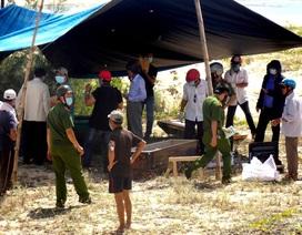 Đang đánh cá, ngư dân phát hiện thi thể nghi bị sát hại
