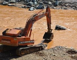 Vụ vỡ cống dẫn dòng thủy điện: Tích nước khi chưa được phép?
