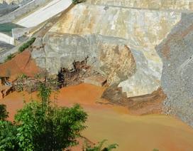Thành lập tổ điều tra sự cố thủy điện Sông Bung 2