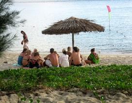 Một du khách nước ngoài đột tử trong lúc tắm biển ở Cù Lao Chàm