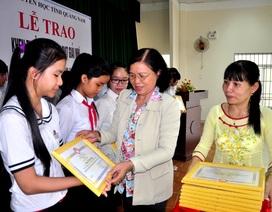 Hội Khuyến học Quảng Nam thông báo xét học bổng