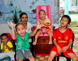 Những người mẹ hiền nuôi dạy trẻ khuyết tật