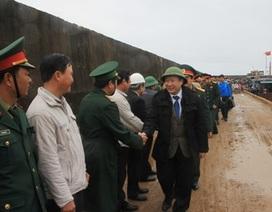 Quảng Trị: Thăm, chúc Tết quân và dân huyện đảo Cồn Cỏ