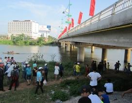 Phát hiện thi thể nam thanh niên trên sông Hiếu