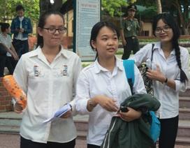 Quảng Trị: Tỷ lệ đỗ tốt nghiệp đạt gần 90%