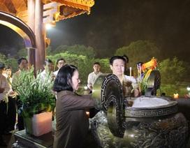Phó Thủ tướng Vương Đình Huệ dâng hương tri ân các liệt sĩ tại Quảng Trị