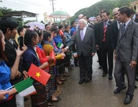 Chính phủ Ireland cam kết tiếp tục hỗ trợ các vùng khó khăn của Việt Nam