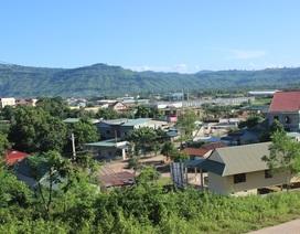 Khu vực cửa khẩu Lao Bảo được công nhận đô thị loại IV