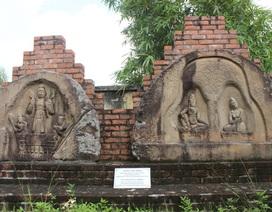 Quảng Trị: Hai cổ vật Chăm pa quý hiếm được công nhận là bảo vật Quốc gia