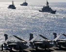 Mỹ, Nhật điều 40.000 quân tập trận chung bảo vệ đảo