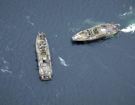 Thụy Điển ngừng chiến dịch tìm kiếm tàu ngầm bí ẩn