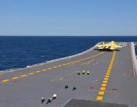 Trung Quốc: Tàu sân bay thứ 2 sẽ hoàn thành trong 6 năm