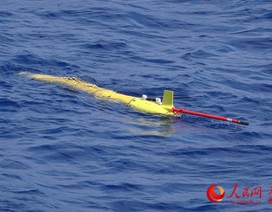 Trung Quốc thử nghiệm thiết bị lặn không người lái mới trên Biển Đông