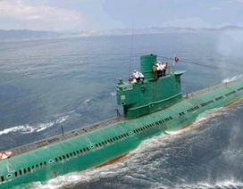 Triều Tiên phát triển tên lửa trang bị cho tàu ngầm