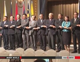 ASEAN, Trung Quốc lập đường dây nóng cứu nạn trên Biển Đông