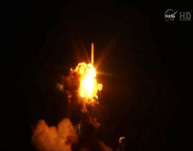 Tên lửa Mỹ nổ tung 6 giây sau khi rời bệ phóng
