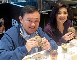Cựu Thủ tướng Yingluck du lịch cùng anh trai Thaksin