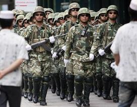 Trung Quốc trừng phạt 17 quan chức trong vụ khủng bố tại Tân Cương