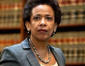 Người phụ nữ da màu đầu tiên sẽ làm bộ trưởng tư pháp Mỹ
