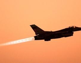 Mỹ: Chiến đấu cơ F-16 rơi xuống biển, phi công mất tích