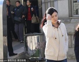 Trung Quốc bỏ tù người tình của cựu quan tham ngành đường sắt