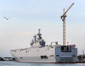Mỹ hối thúc NATO mua lại tàu chiến của Pháp định bán cho Nga