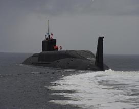 Hải quân Nga tiếp nhận tàu ngầm hạt nhân chiến lược lớp Borey thứ 3
