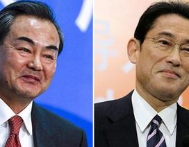 Nhật, Trung nhất trí nối lại các cuộc gặp cấp cao