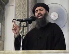 Thủ lĩnh IS bị trọng thương trong cuộc không kích