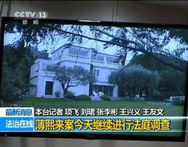"""Pháp """"né"""" bình luận về biệt thự của Bạc Hy Lai tại Cannes"""