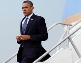 Chuyến công du khó khăn của Obama tới châu Á