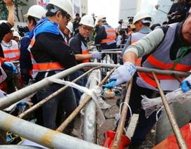 """Biểu tình Hồng Kông chính thức bị """"dọn dẹp"""""""