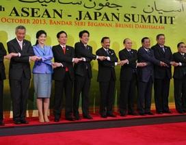 Nhật Bản, ASEAN tăng cường hợp tác an ninh