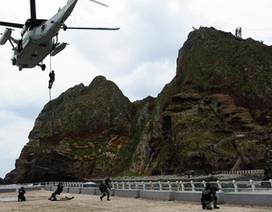 Hàn Quốc tập trận không vận quy mô lớn
