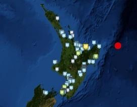 Động đất mạnh 6,7 độ richter ngoài khơi bờ biển New Zealand
