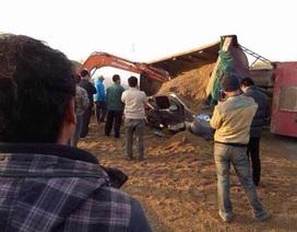 Trung Quốc: Tai nạn giao thông nghiêm trọng, 12 người chết